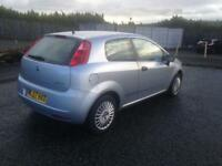 2007(57) Fiat Grande Punto 1.2 active 2 Keys Low Miles + Not Corsa Yaris Polo