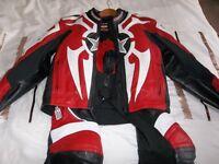 Hein Gericke 2 piece motorcycle leathers