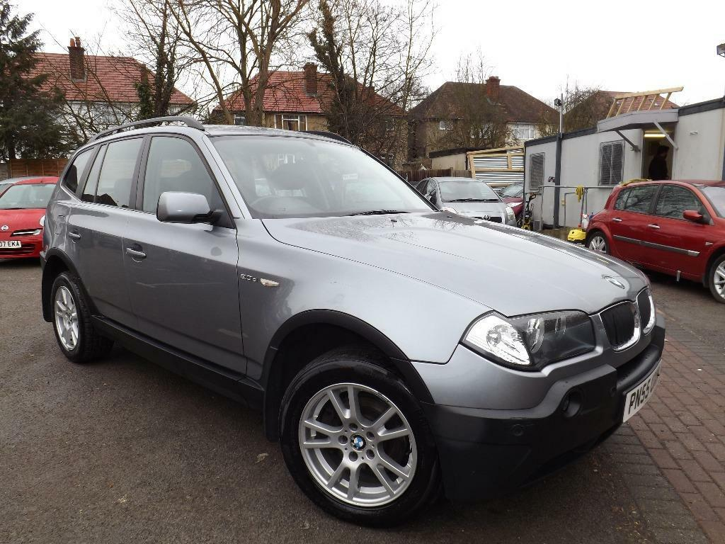 bmw x3 2 0d se 2005 55 plate in stanmore london. Black Bedroom Furniture Sets. Home Design Ideas