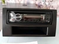 MX N500 SONY BLUETOOTH CAR STEREO