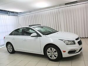 2016 Chevrolet Cruze WOW! WOW! WOW! LT TURBO SEDAN w/ POWER SUNR