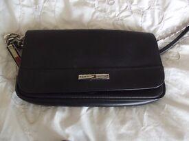 Genuine Tommy Hillfigure clutch bag black