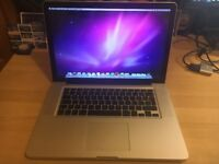 """MacBook Pro 15"""" - Fully Working, Great Condition"""