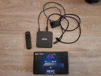 TV box with CODI - M8S Android