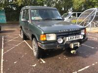 Land Rover Discovery 300 2.5cc diesel off /road