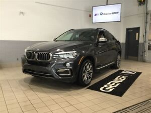 2015 BMW X6 xdrive35i+HEA PACKAGE+CONNECTED DRIVE
