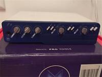Mbox 2 audio midi interface plus software