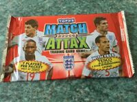 TOPPS MATCH ATTAX 2010 WORLD CUP UNOPENED PACKET