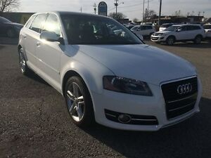 2012 Audi A3 2.0T Pano roof Heated Leather Alloys Kitchener / Waterloo Kitchener Area image 8