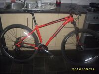 "Trek X caliber 7 29er 2014 Model 17.5"" Frame Good Condition Needs Gear Cable Absolute Bargain!!"