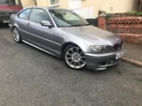 BMW 320 cd m sport 54 plate diesel