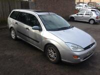 Ford Focus ghia 1.8 tddi long mot