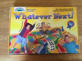 Whatever Next (board game)