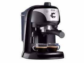 De'Longhi Pump Espresso Coffee Machine