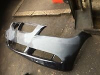 07 BMW E90 4 DOOR FRONT BUMPER