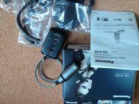 Panasonic action camcorder