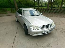 Mercedes CLK320 V6, 2004 - Excellent condition, Quick sale - £1995 no offers