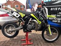 KTM 85cc 2012