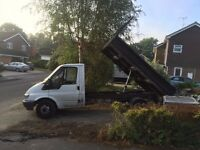 Ford transit tipper 2004 - For sale