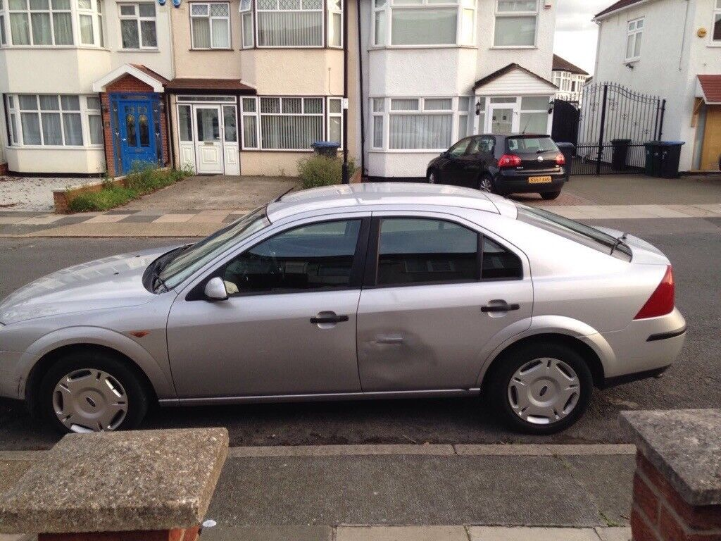 Ford mondeo 1.8 petrol nice lovely car