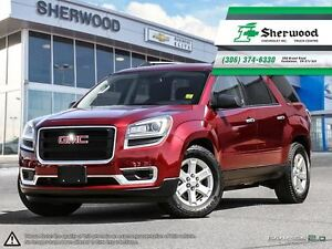 2016 GMC Acadia SLE2 AWD Only 16,000KMS!!