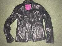 Age 9 years girls black sparkle blazer