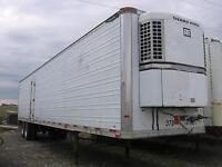used 1994 Utility 48ft reefer van