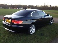 BMW 325i COUPE 2007 FSH 2 KEYS AUTOMATIC!!
