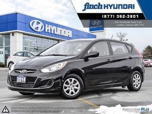 2014 Hyundai Accent GL Manual | Hatchback | Brand New tires |...