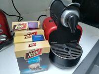 Magimix Nepresso coffee machine