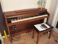 Kawai Digital Piano and Piano Stool for Sale. Looking for a quick sale at a giveaway price.