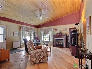 186 500$ - Maison à un étage et demi à vendre