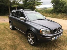 Volvo XC90 2.4 D5 R Design SE Lux Geartronic. Great Family SUV.