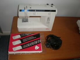 Elna sewing machine - model 2004