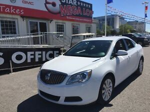"2016 Buick Verano FWD WiFi HotSpot Summit White 17"" Wheels"