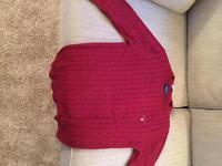 GANT cable knit jumper M