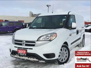 2017 Ram 1500 PROMASTER CITY**SLT**BLUETOOTH**5.0 TOUCHSCREEN**