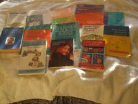 47 X PRIMARY SCHOOL TEACHING DEGREE BOOKS V.G.C