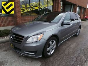 2011 Mercedes-Benz R-Class Base R350 BlueTEC 4MATIC