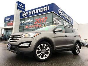 2016 Hyundai Santa Fe Sport SE | POWER SUNROOF | HEATED LEATHER