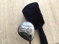 Callaway great big Bertha Hawkeye 3 Wood. Titleist Taylormade Ping Style