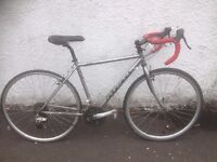 Ridgeback Voyage world. Men's road bike. Fully serviced, fully safe and ready to go.