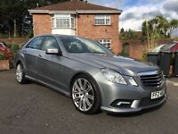 2010 MERCEDES E200 BLUE-CY SPORT CDI AUTO ALL MAJOR CARDS ACCEPTED