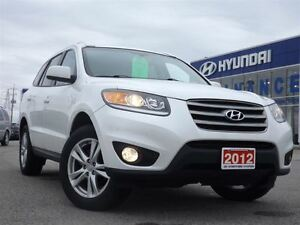 2012 Hyundai Santa Fe Limited 3.5 | NAVIGATION | LEATHER | SUNRO