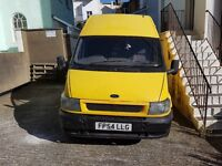 Ford Transit for sale, running, needs a home, baby forces quick sale £1000