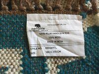 Rug -100% Wool