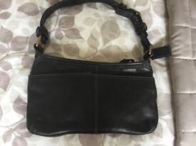 Women's genuine Coach handbags, both hobo style and in great condition