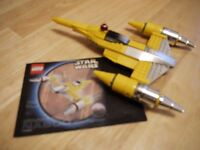 Lego Star Wars Naboo Star Fighter 100126