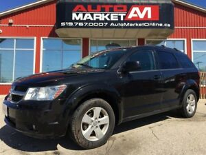 2010 Dodge Journey SXT, ALLOYS, 7 Seater, WE APPROVE ALL CREDIT