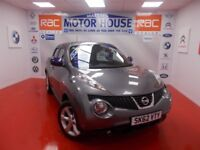 Nissan Juke ACENTA DCI(MUST BE VIEWED) FREE MOT'S AS LONG AS YOU OWN THE CAR!! (grey) 2012